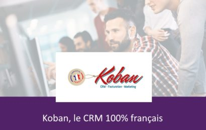 Koban, le CRM 100 % français