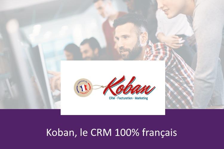 koban-crm-100%-francais