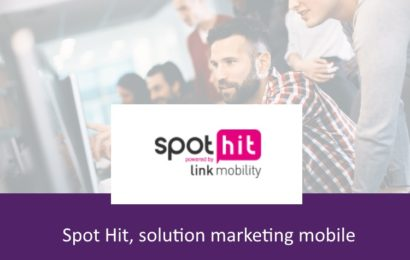 Spot Hit, solution marketing mobile