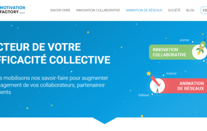Motivation Factory, solution incentive pour l'efficacité collective