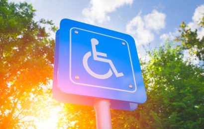 Panneau handicapé : la norme ISO 7010